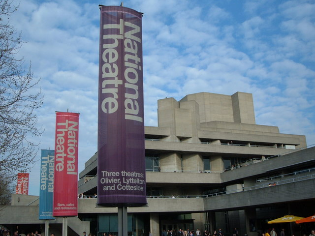 National_Theatre,_South_Bank_Centre_-_geograph.org.uk_-_251553